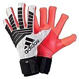 adidas Predator PRO Manuel Neuer Goalkeeper Gloves Size 10 (Color: White, Tamaño: 10)