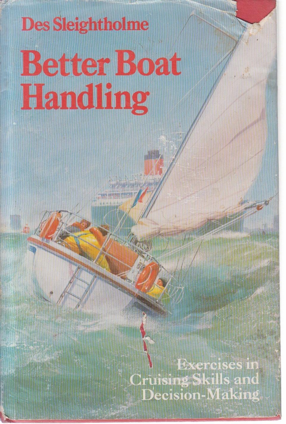 Better boat handling, Sleightholme, J. D