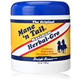 Mane 'n Tail Herbal Gro NATURAL CONDITIONER FOR HAIR & SCALP Pomade 5.5 Ounce (Color: Green, Tamaño: Pack of 1)