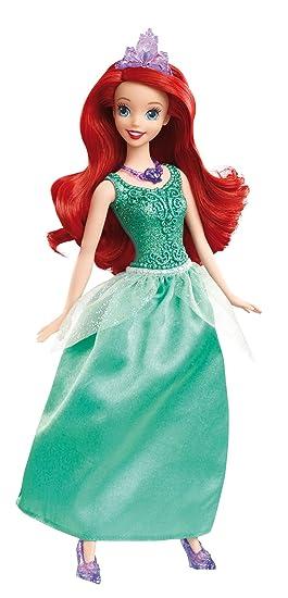 Disney Princesses - X9335 - Poupée - Ariel Paillettes