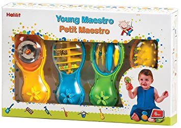 Halilit Young Maestro Musical Instrument Gift Set