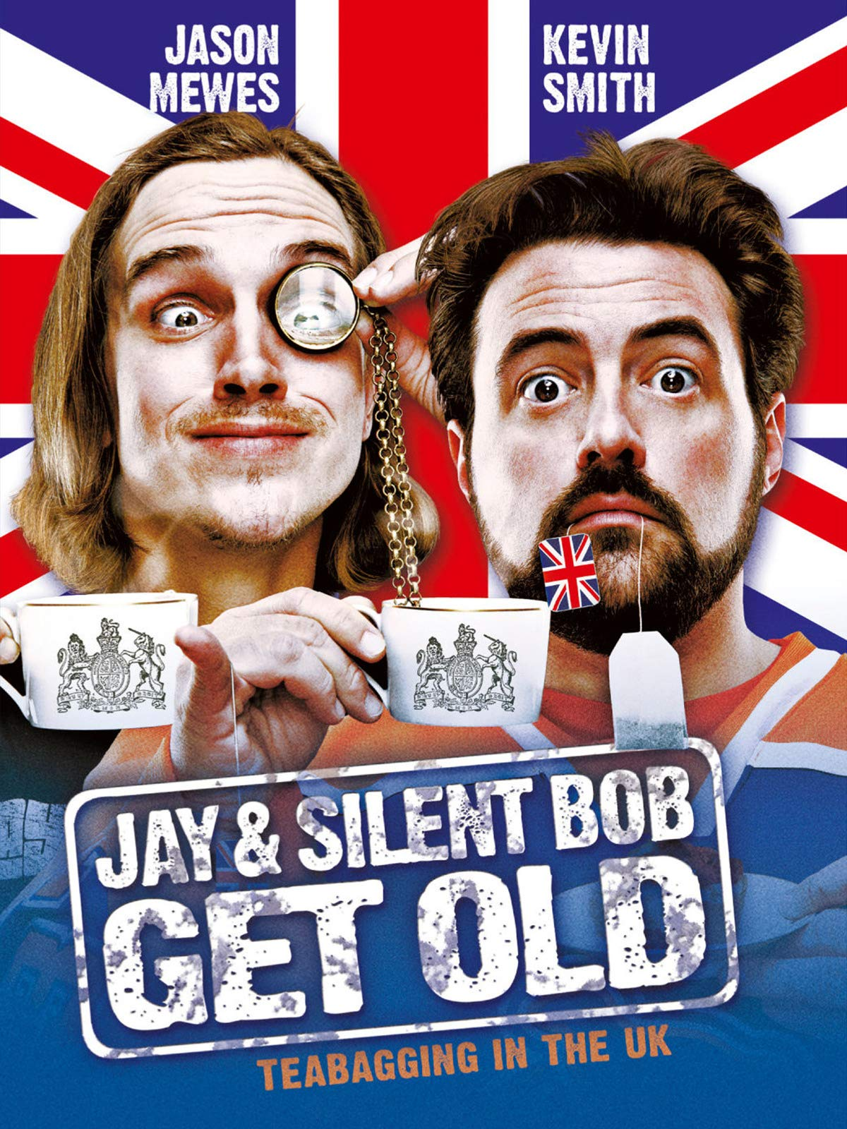 Jay & Silent Bob Get Old: Teabagging In the UK