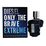 Diesel Diesel Only the brave extreme by diesel for men - 1.7 Ounce edt spray, 1.7 Ounce