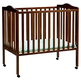 Delta Childrens Products Portable Mini Crib