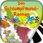 Die Schl�mpfe - Das Schlumpfmobil Rennen