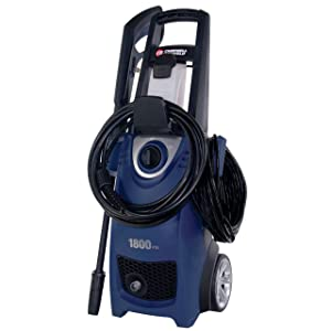 Campbell Hausfeld PW1825 Electric Pressure Washer, 1800 PSI