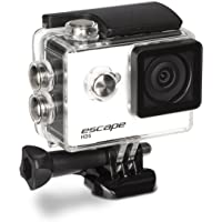 Kitvision Escape HD5 720p Waterproof Action Camera with Mounting Accessories (White)