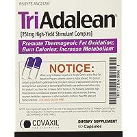 Triadalean High-Yield Stimulant Complex (60 Capsules)