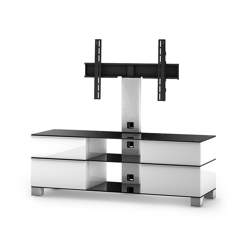Sonorous MD 8240-B-INX-WHT Weiß TV-Möbel für 60