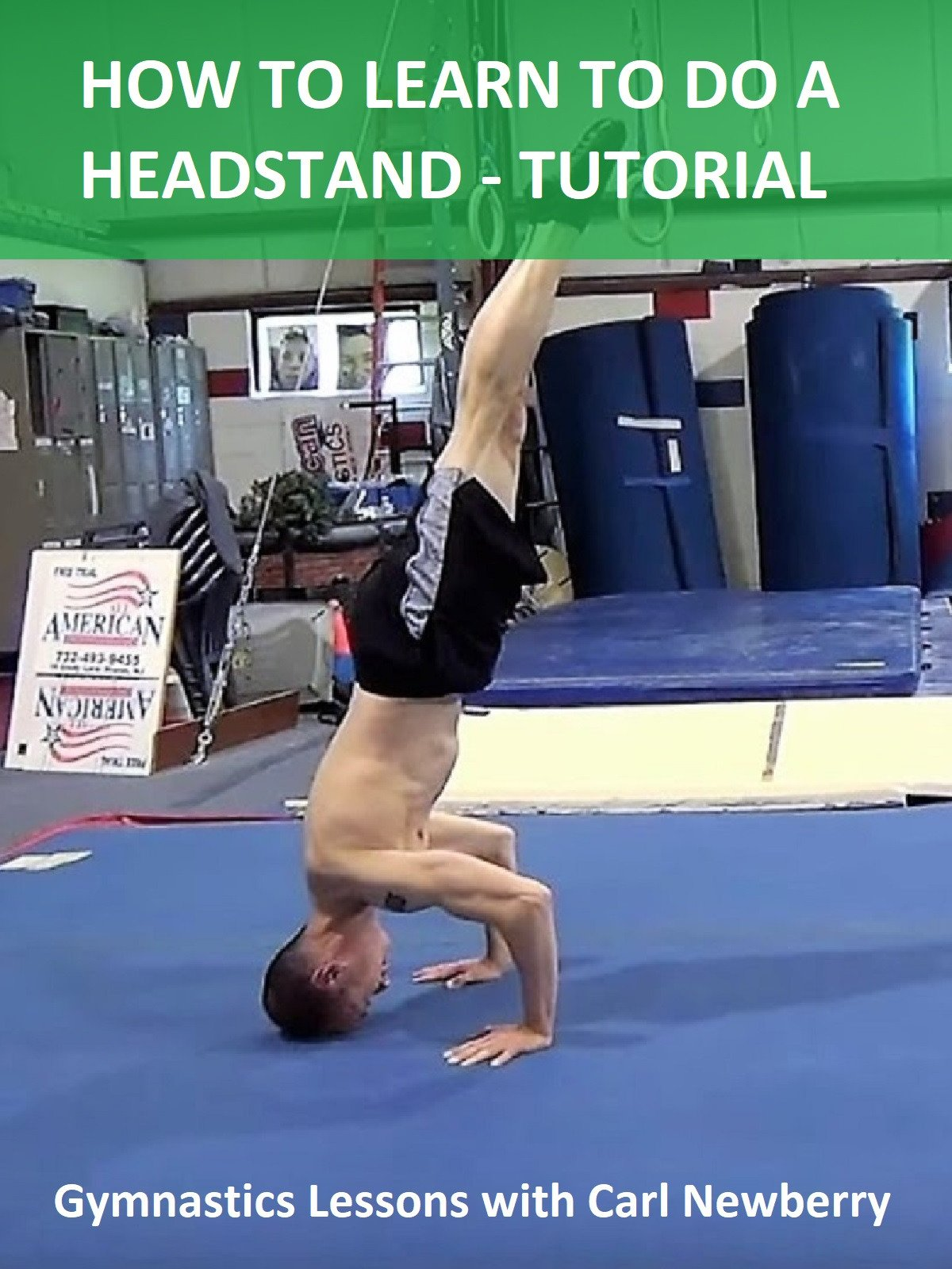 How To Learn To Do a Headstand