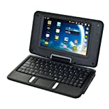Sound Logic Android 2.3 7-Inch 2-in-1 Swivel Netbook and Tablet-in-one