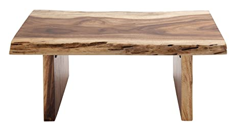 Deco 79 Solid Wood Coffee Table, 40 by 16-Inch