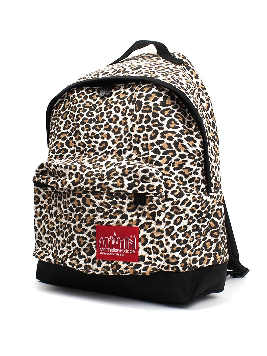 Amazon.co.jp: (マンハッタンポーテージ)ManhattanPortage Wild Cat Big Apple Backpack(M)MP1209WDC: シューズ&バッグ:通販