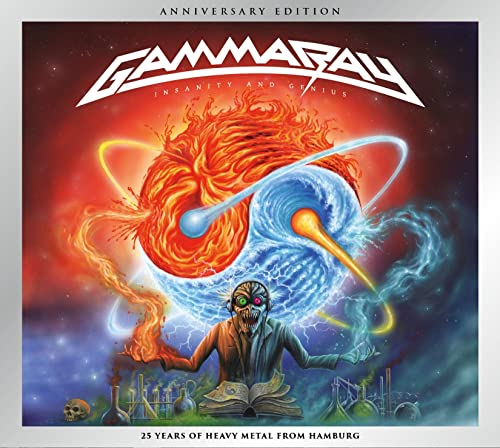 Gamma Ray - Insanity And Genius (Anniversary Edition)