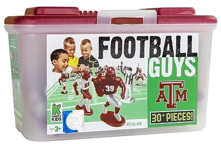 Kaskey Kids 5228 NCAA Texas A&M Football Guys with Field