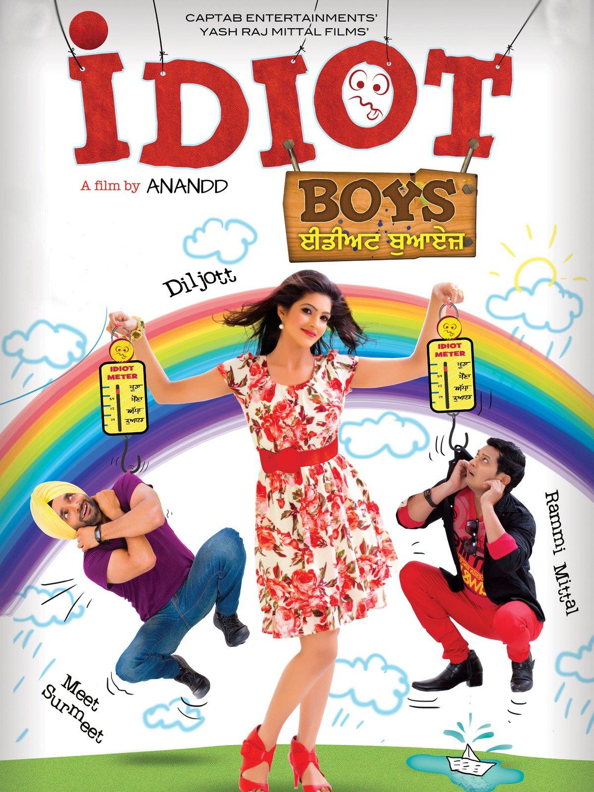 Idiot Boys