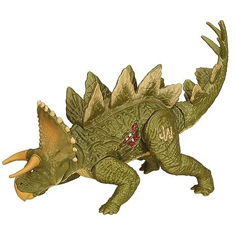 Jurassic World - B12724000 - Figurine Dinosaure - Dino Combattants - Stegoceratops