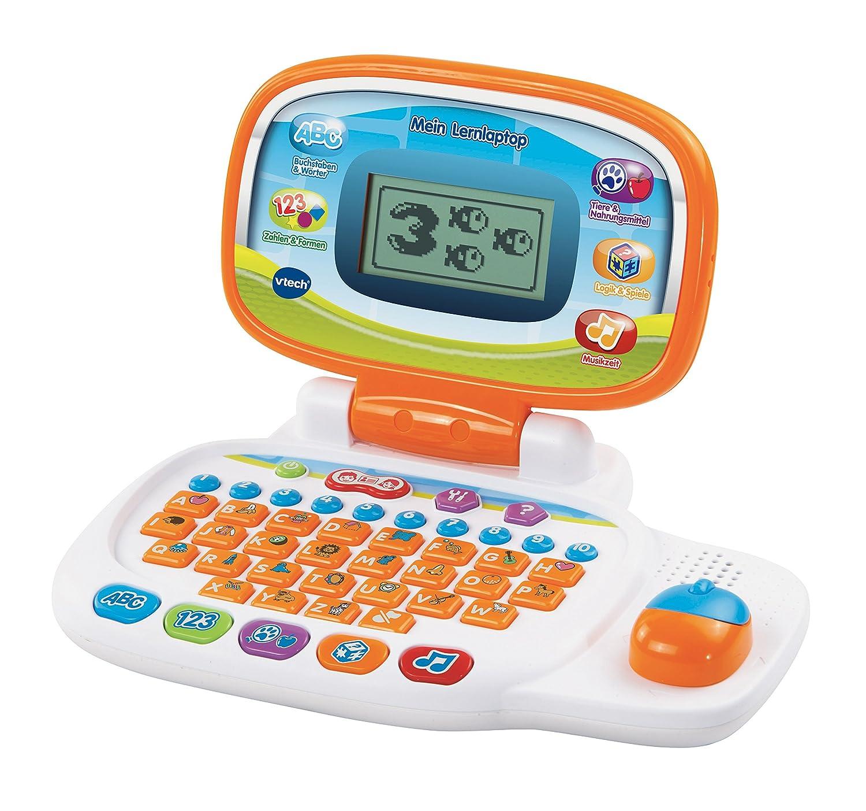 VTech 80-155404 – Mein Lernlaptop, orange günstig online kaufen