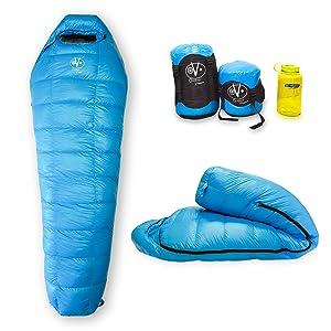 Outdoor Vitals sleeping bag width=