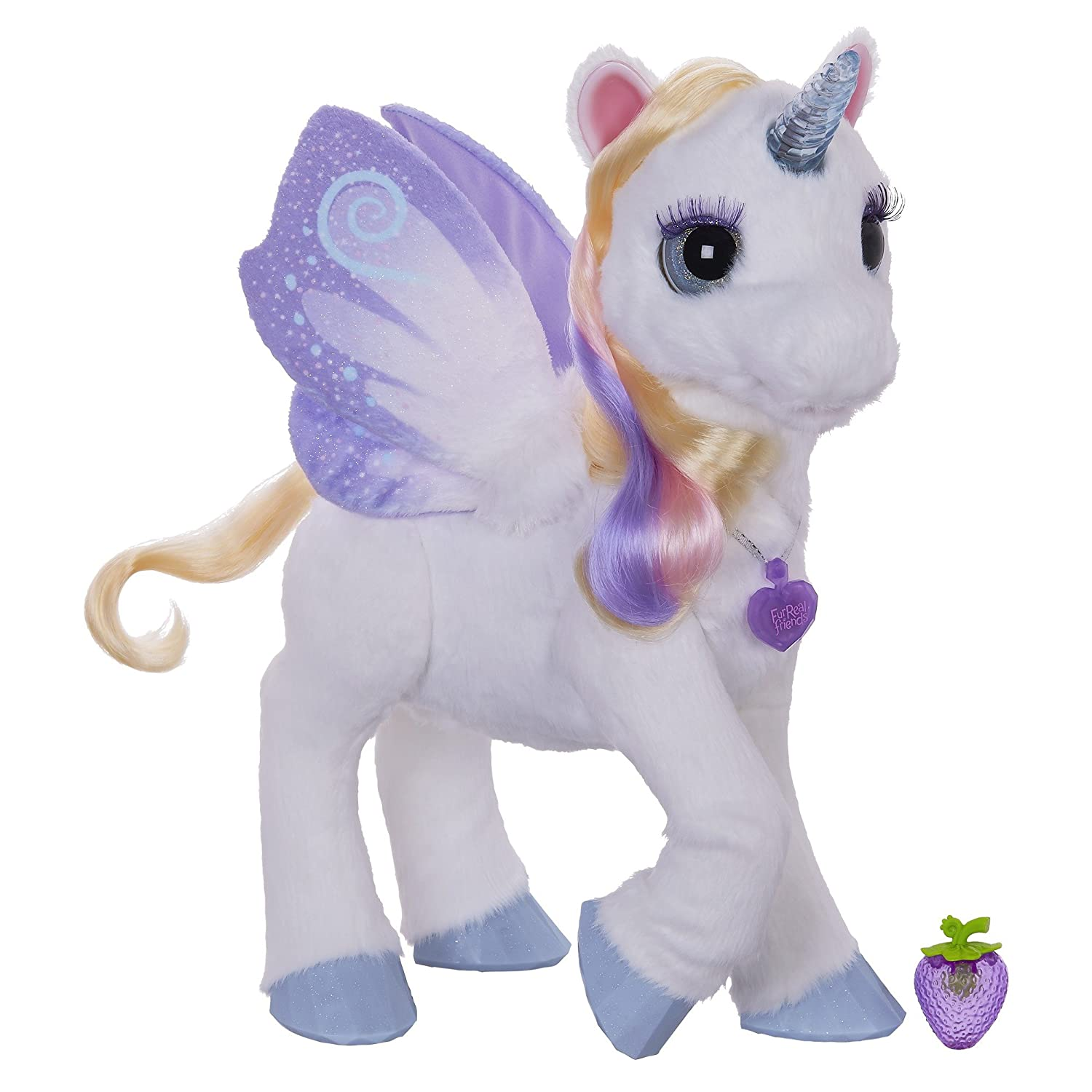 FurReal Friends StarLily My Magical Unicorn Toy