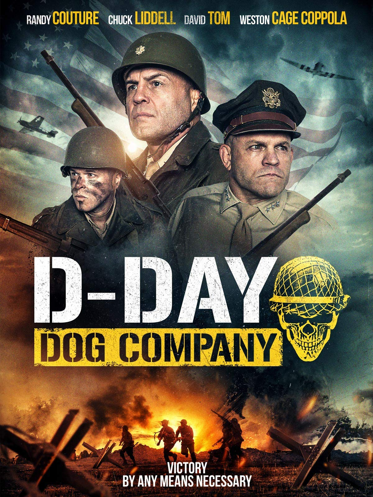 D-Day: Dog Company on Amazon Prime Video UK
