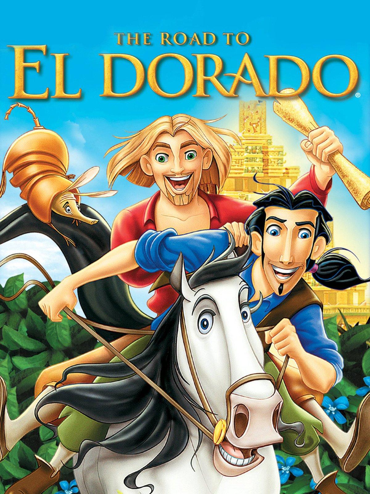 Road to El Dorado on Amazon Prime Video UK