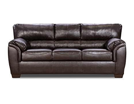 Simmons Upholstery London Sofa 1797- Walnut
