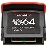 Simple jet N64 - Memory Card - 4MB Ram Expansion Pack (Third Party) - Nintendo 64;