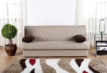 Max 3 Seat Sleeper - Naturale Cream