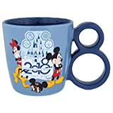 Walt Disney World 2018 Mickey Minnie Mouse The Year to Be Here Mug (Color: White, Tamaño: 12 ounce)