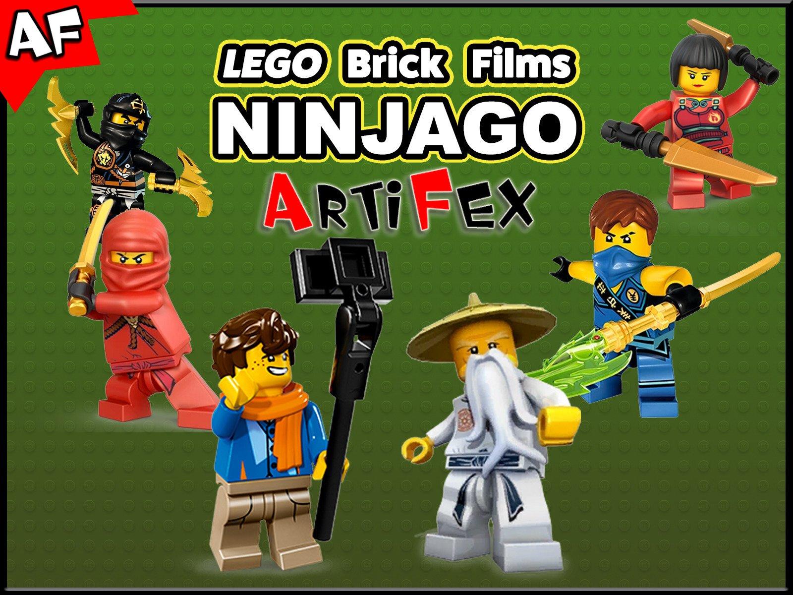 Clip: Lego Brick Films Ninjago - Season 1