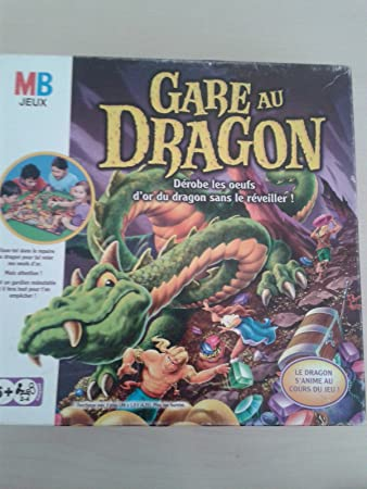 Mb - Gare Au Dragon