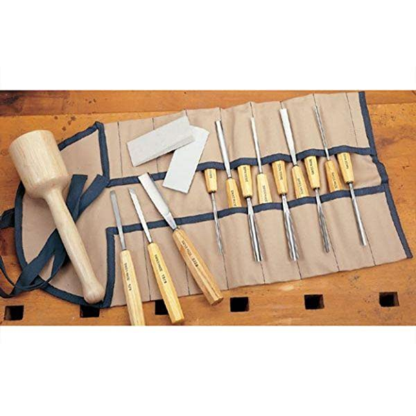 PFEILSwiss Made Carving Set, PFEIL Professional, Complete Set