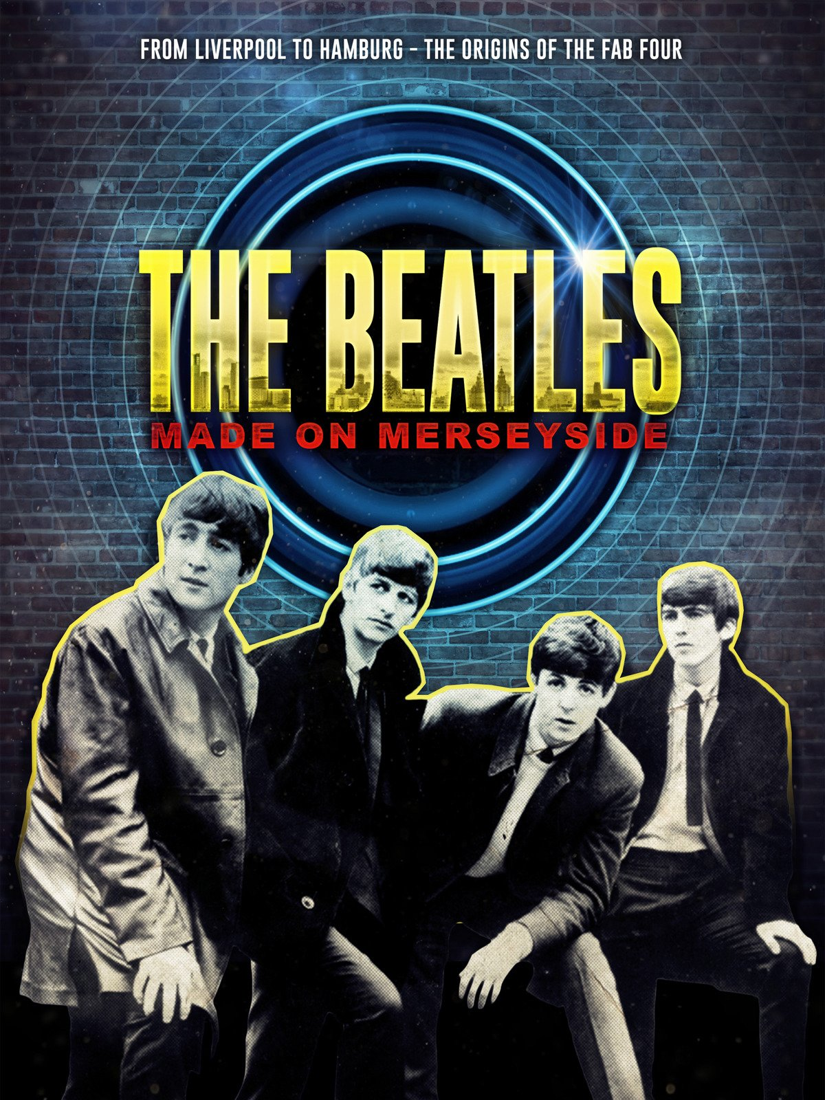 The Beatles: Made on Merseyside on Amazon Prime Video UK