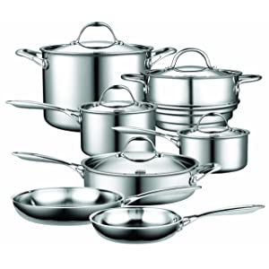 Cooks Standard Stainless Steel Cookware
