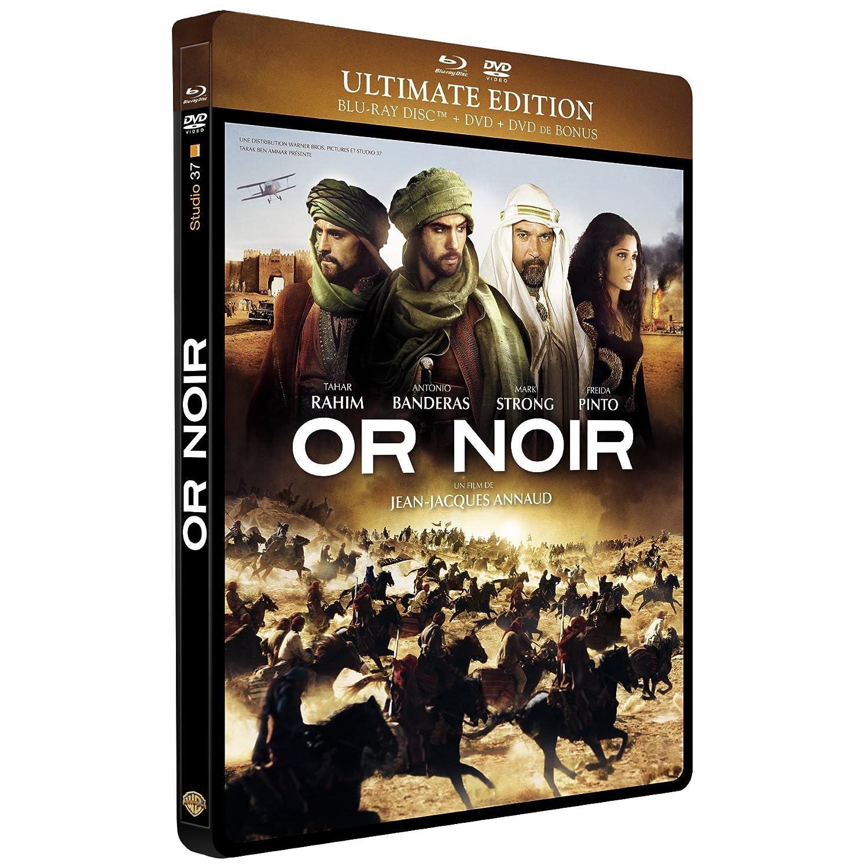 Or Noir Blu Ray Steelbook France Blu Ray Forum