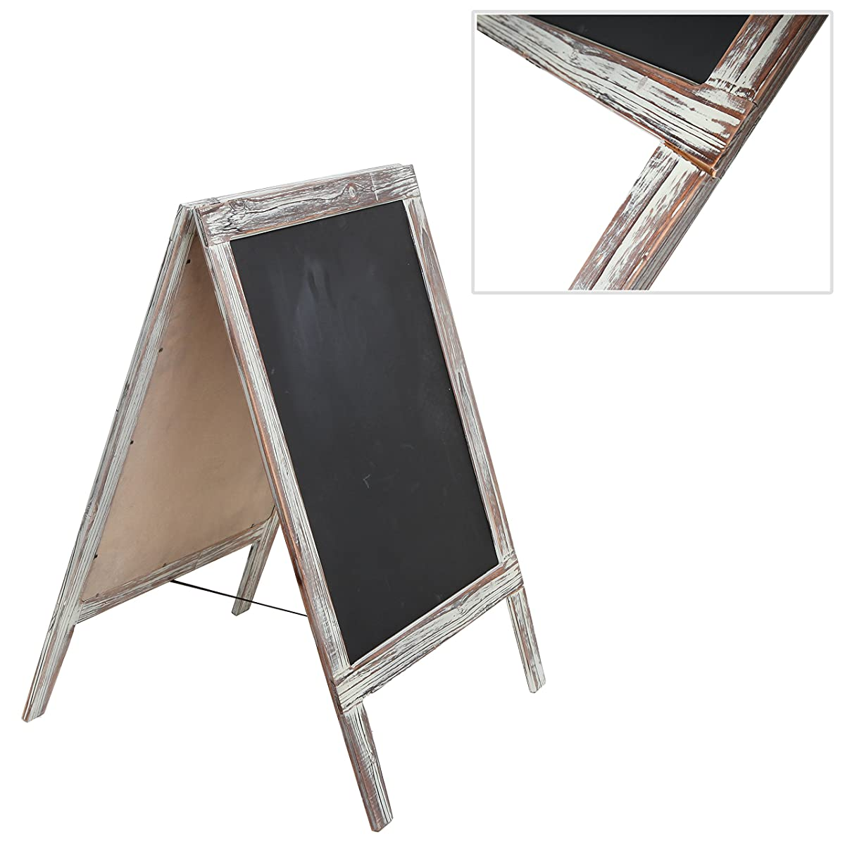Sidewalk A-Frame Chalk Sandwich Board