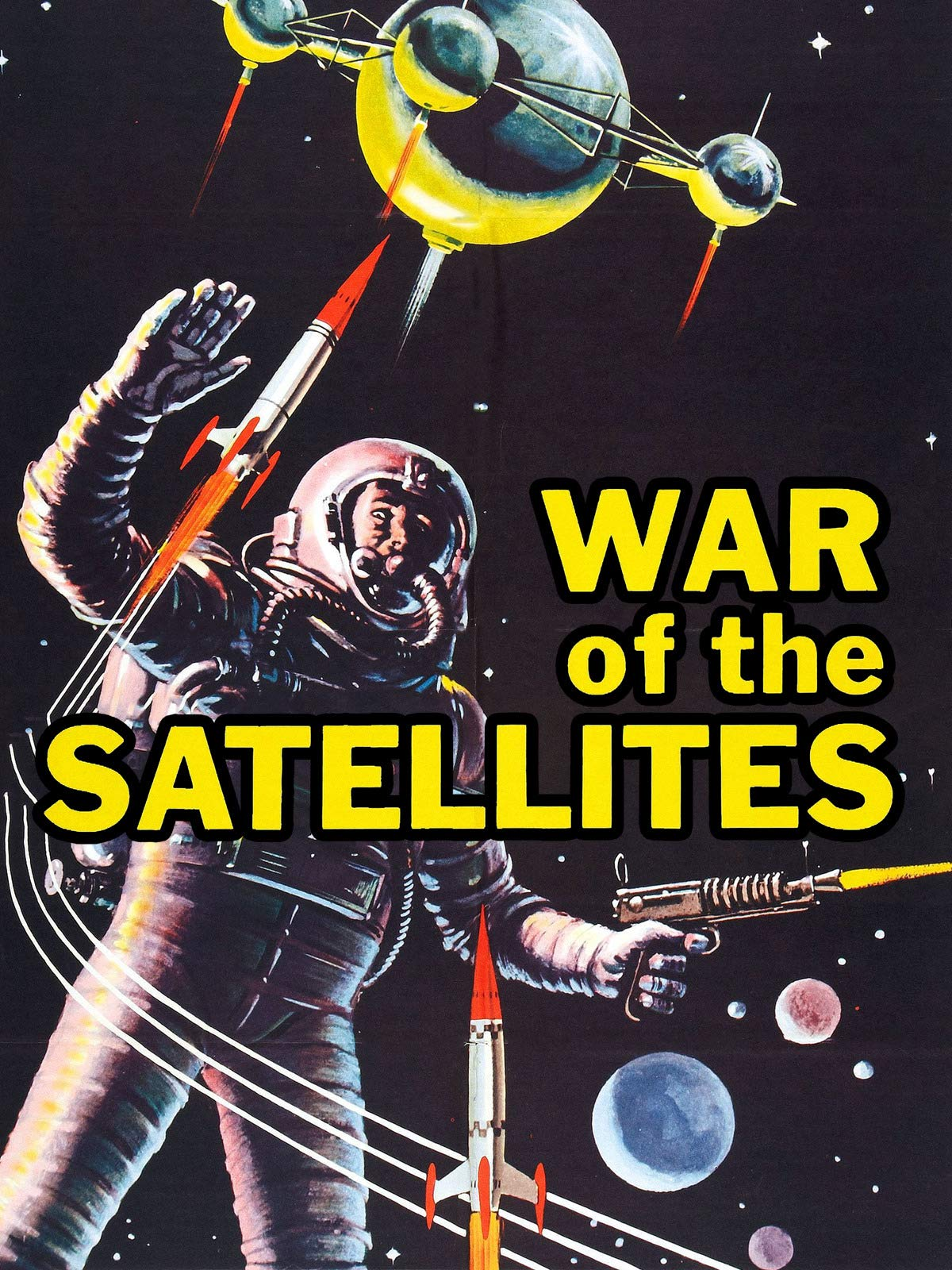 War of The Satellites on Amazon Prime Video UK