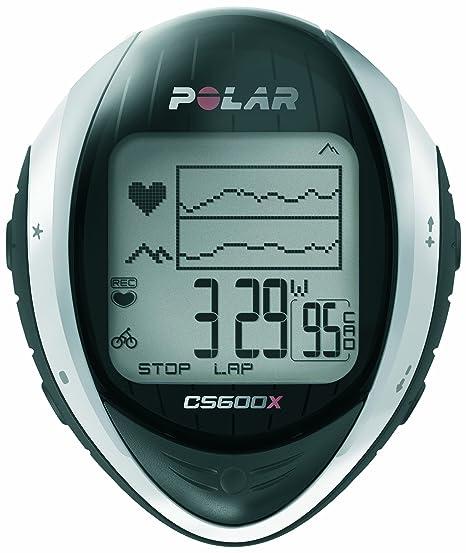 Polar CS600X Cardio-compteur Vélo avec GPS