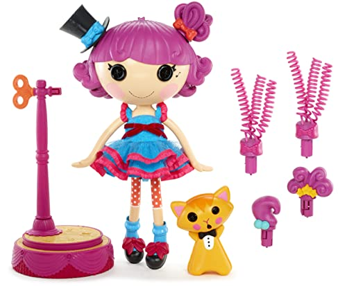 Lalaloopsy Harmony B Sharp Interactive Doll
