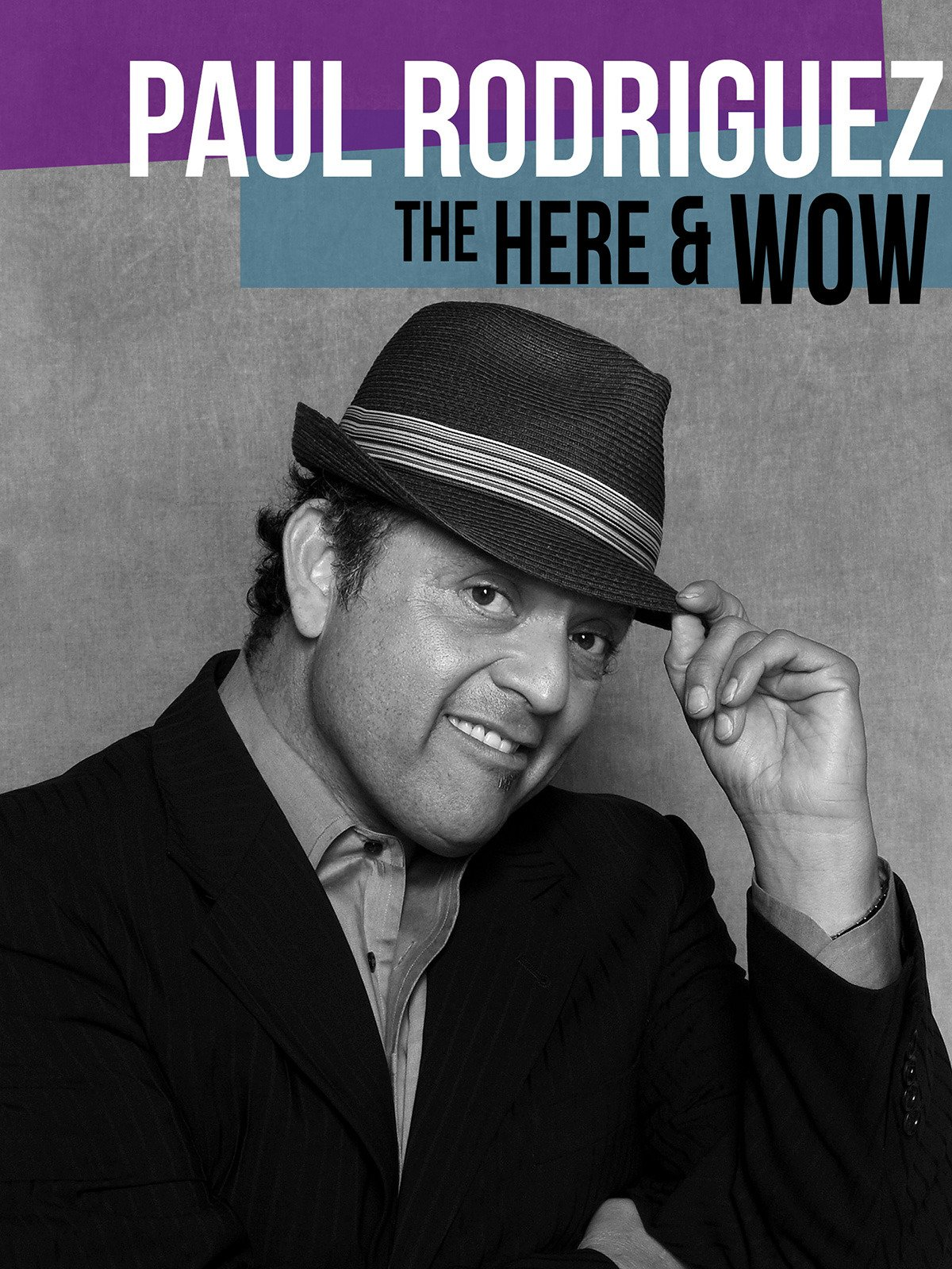 Paul Rodriguez: The Here & Wow on Amazon Prime Instant Video UK