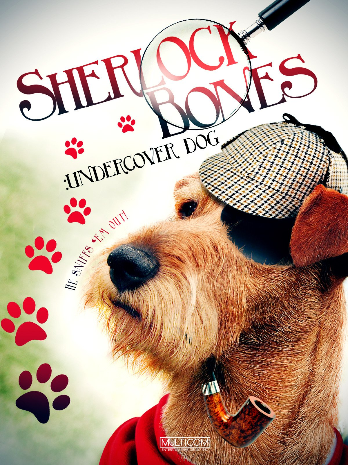 Sherlock Bones: Undercover Dog