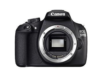 Canon EOS 400D 10.1MP Digital SLR-Negra solo Cuerpo