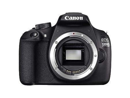 Canon 1200D Appareil Photo Numérique Compact 18 Mpix Noir