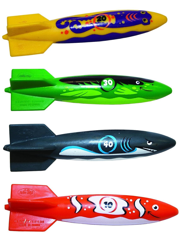 10 Splashin Swimming Pool Toys March 2013