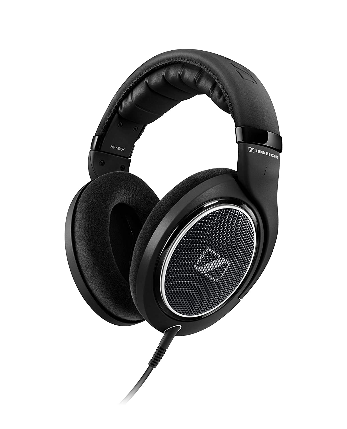 Sennheiser HD 598 Special Edition Over-Ear Headphones - Black