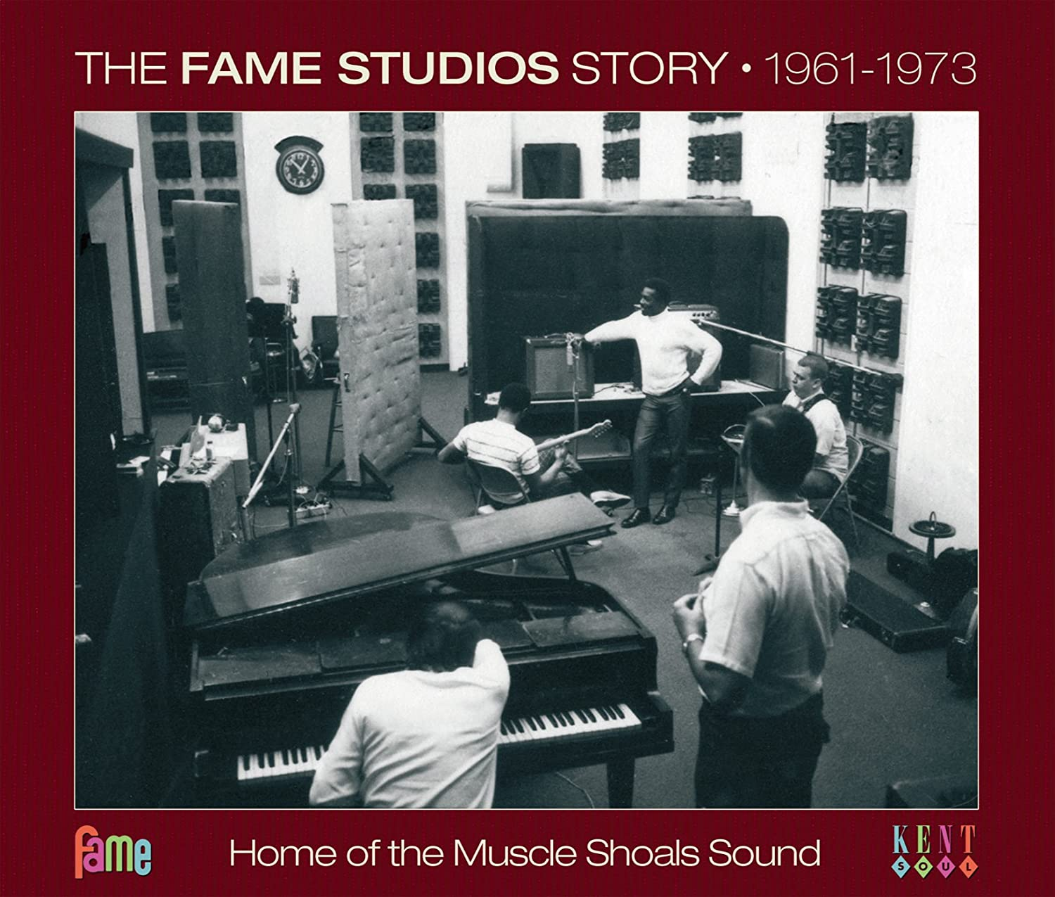 The Fame Studio Story 1961-1973