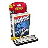 Armónica  Bluesband Hohner- 1501 BX-G clave sol