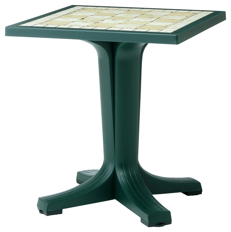 Unimet Tisch Giove grün Siena 70X70 23245 günstig bestellen