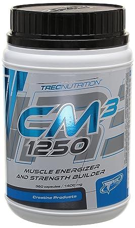 Trec Nutrition CM 3 1250 Tri-Creatine Malate 360 Kapseln